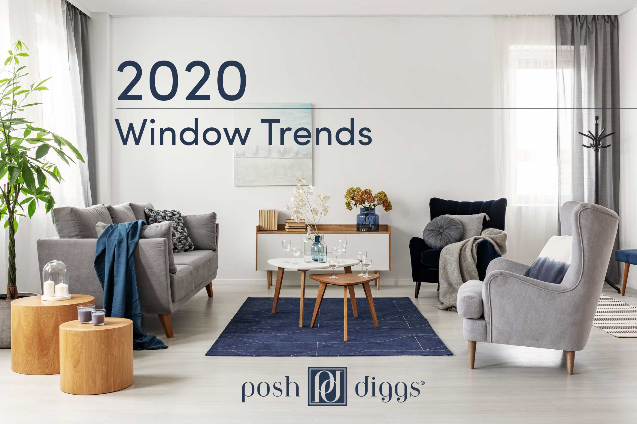 2020 Trends In Curtains And Window Treatments Posh Diggs