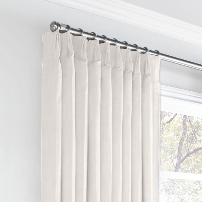 custom drapes Euro Pleat