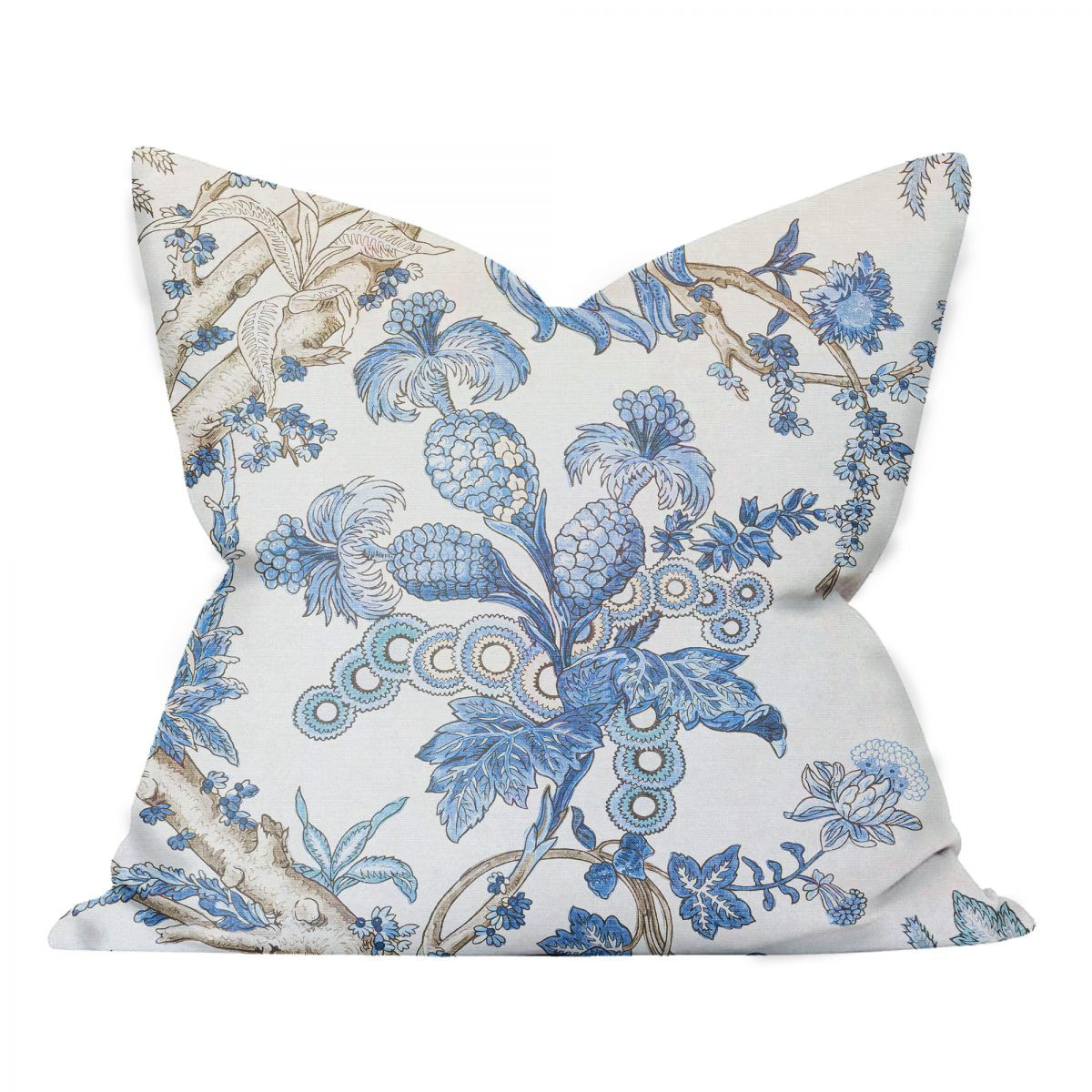 Chatelain Throw Pillow